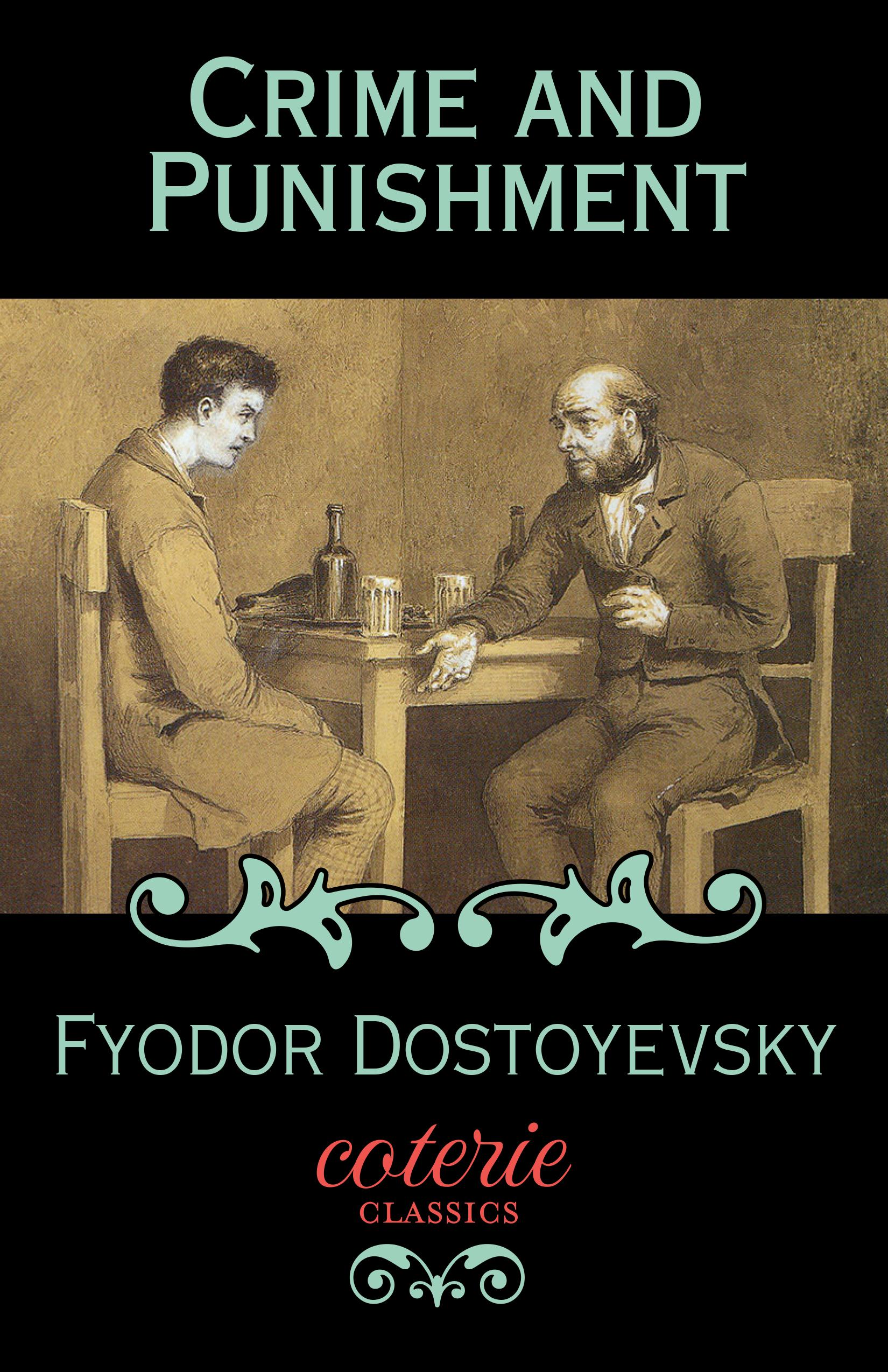 a comparison between fyodor dostoevskys crime and punishment and vladimir parals essay The significance of lazarus's resurrection in the russian novel crime and punishment by fyodor dostoevsky, the main crime and punishment or any similar topic specifically for you this comparison is significant because it provides an idea of the foreshadowing involving a reincarnation.