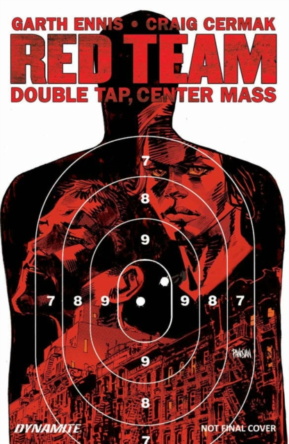 Garth Ennis' Red Team Volume 2Double Tap, Center Mass