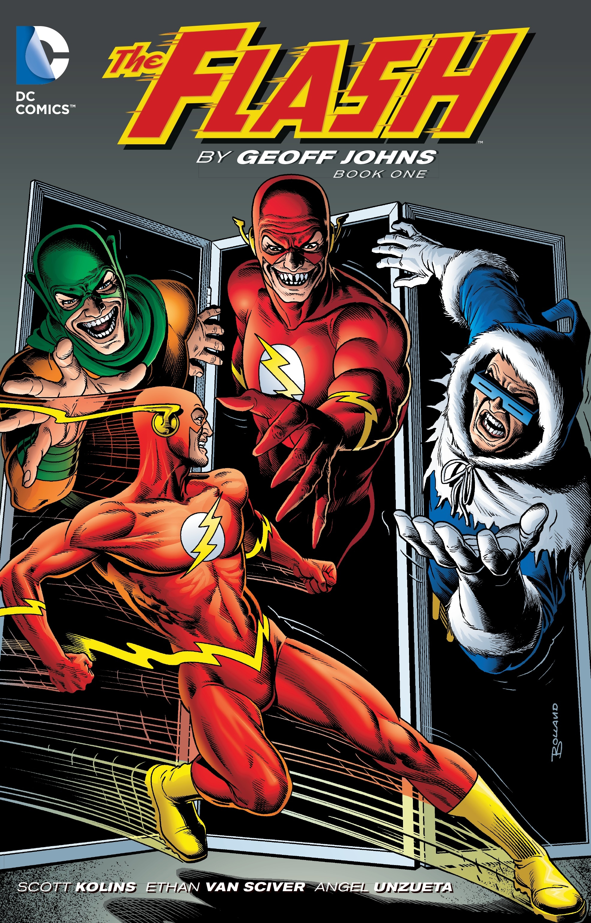 Cover Art for The Flash by Geoff Johns 1, ISBN: 9781401258733