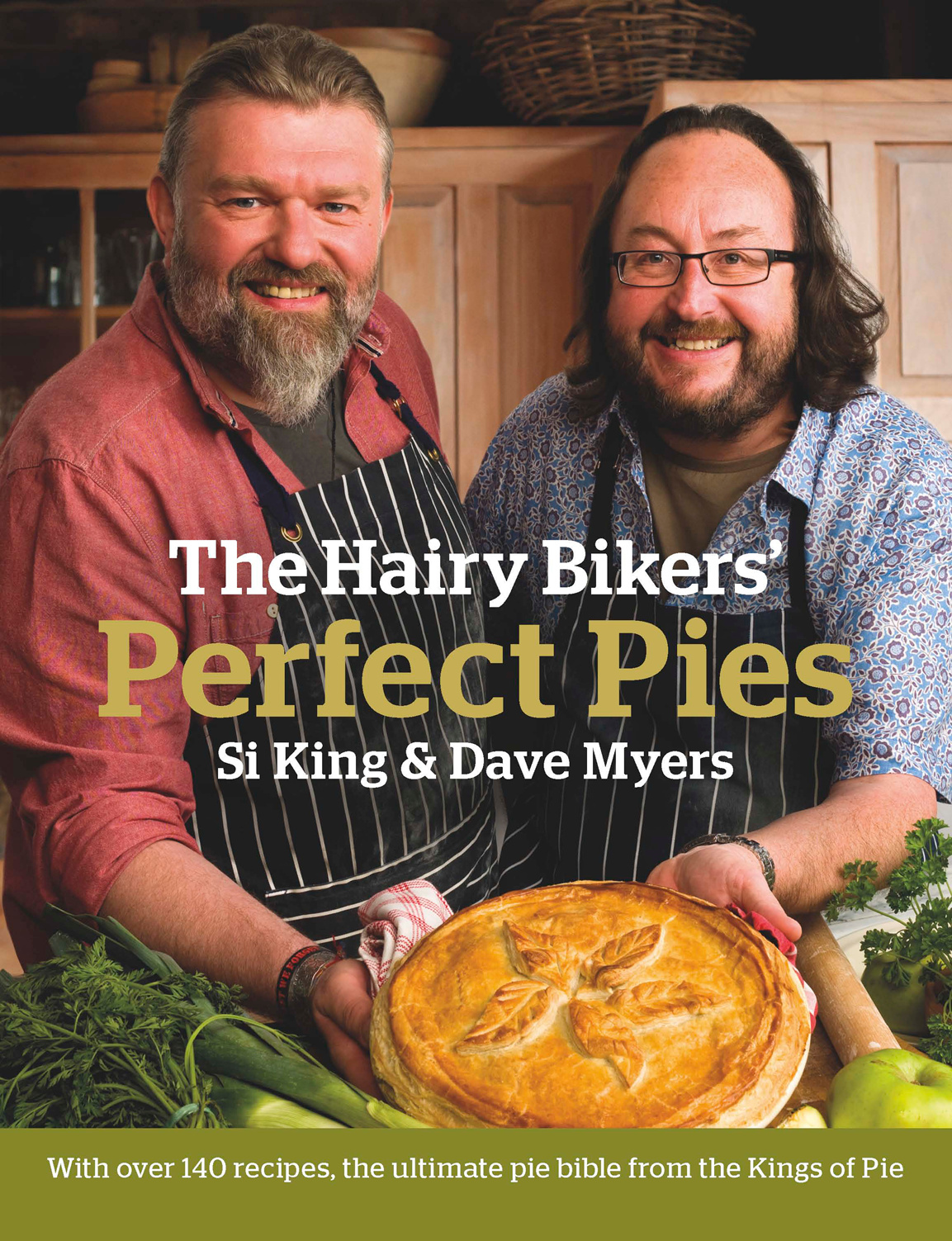 The Hairy Bikers' Perfect Pies by Dave Myers, ISBN: 9780297863250