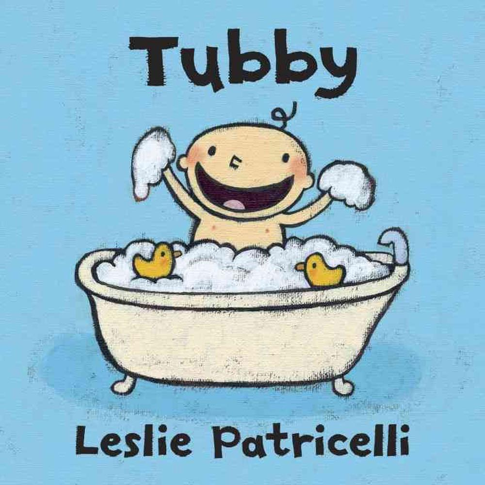 Tubby by Leslie Patricelli, ISBN: 9780763645670