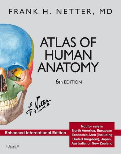 Booko Comparing Prices For Atlas Of Human Anatomy Enhanced