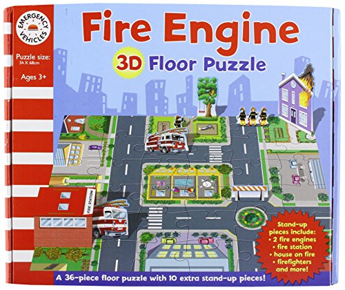Emergency Vehicles 3D - Fire Engine