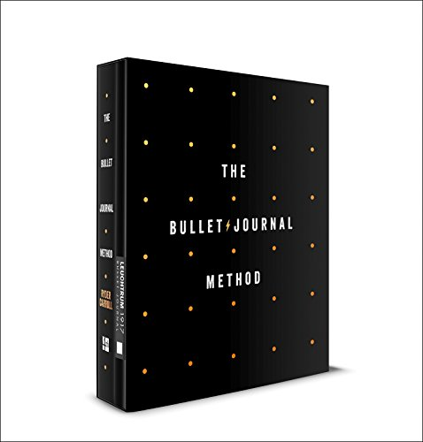 The Bullet Journal Method Box SetTrack Your Past, Order Your Present, Plan Your ...