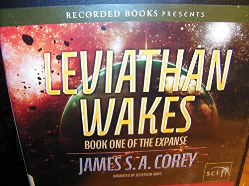 Leviathan Wakes by James S a Corey, ISBN: 9781456121655
