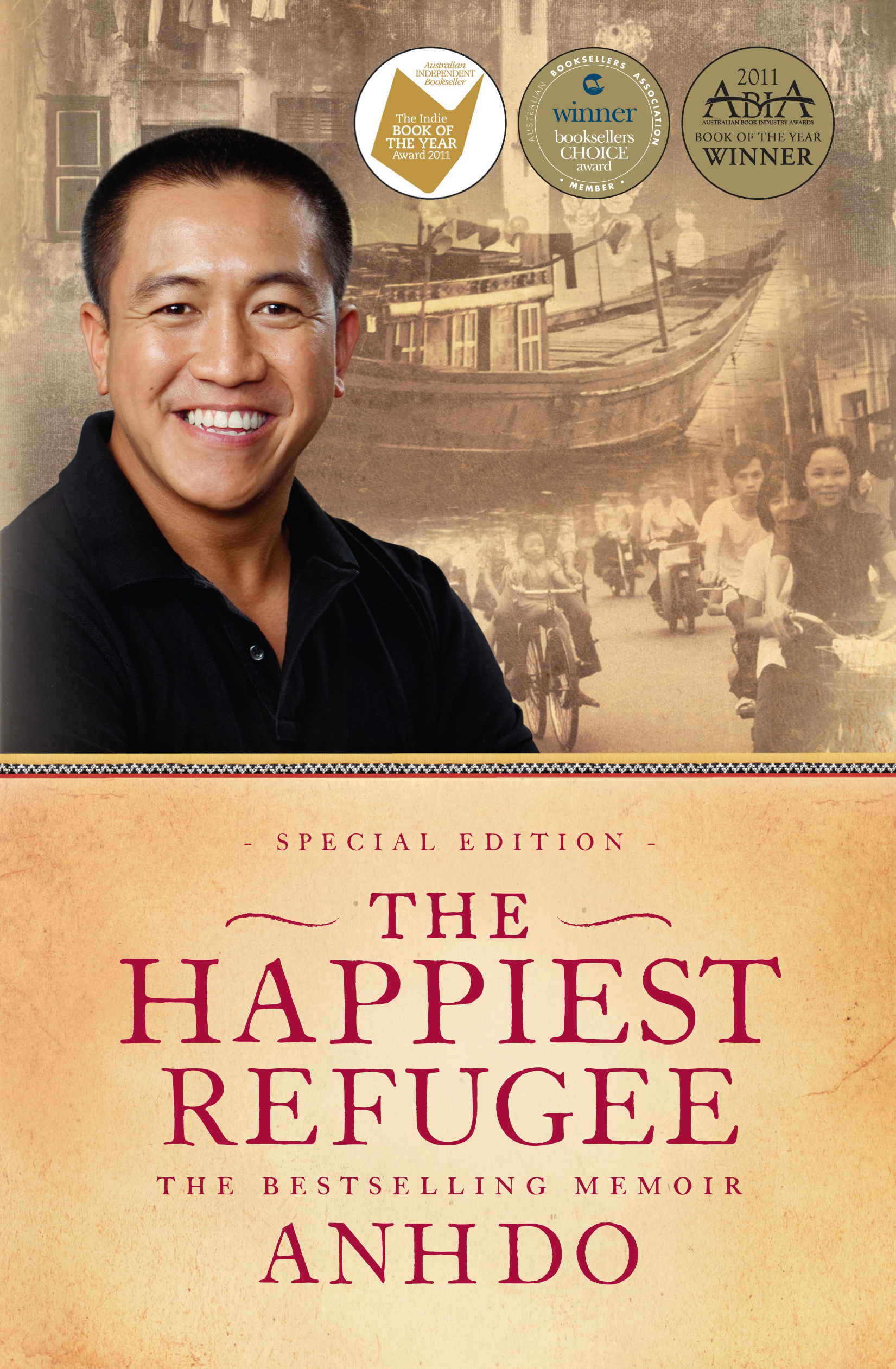 ahn do book review Read a free sample or buy the happiest refugee by anh do you can read this book with ibooks on your iphone, ipad, ipod touch or mac  customer reviews inspiring.