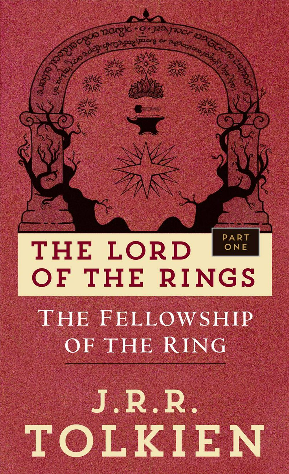 The Fellowship of the Ring by J R R Tolkien, ISBN: 9780345339706