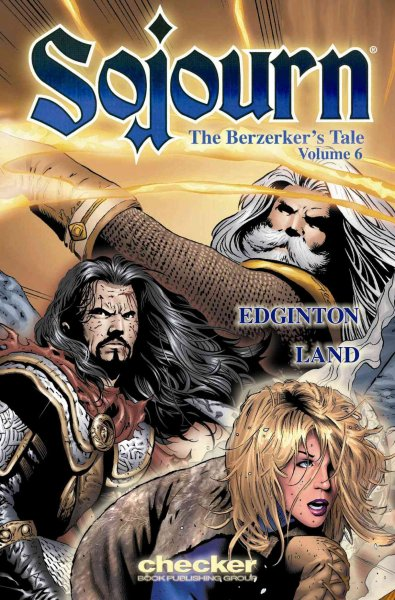 Sojourn Volume 6: Berserker's Tale (Sojourn) by Chuck Dixon, ISBN: 9781933160726