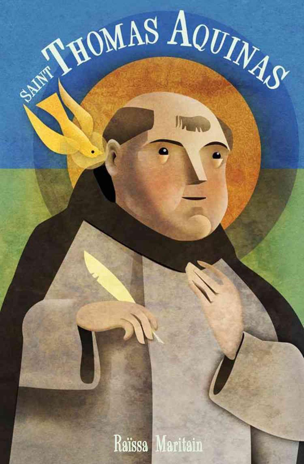 Cover Art for Saint Thomas Aquinas For Children and the Childlike, ISBN: 9781933184470