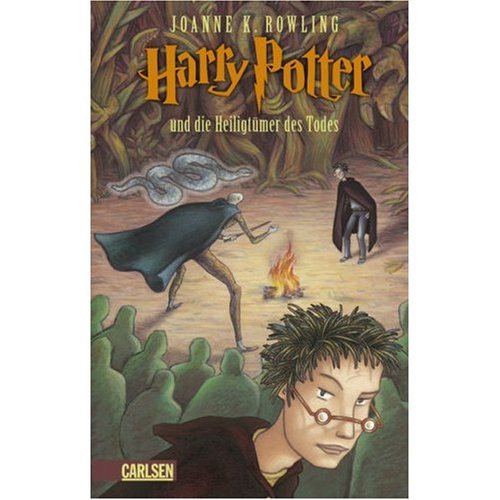 Harry POtter und die Heiligtumer des Todes (German edition of Harry Potter and the Deathly Hallows