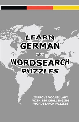 Learn German with Wordsearch Puzzles