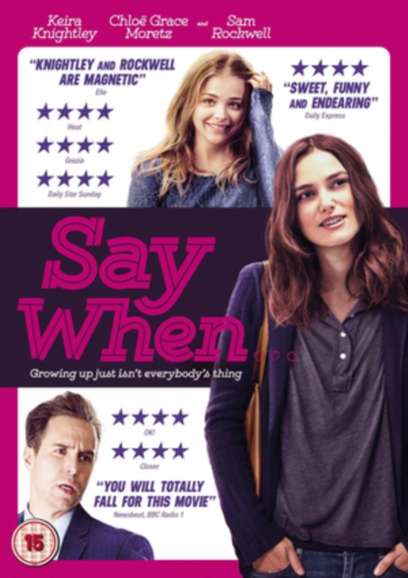 Say When [DVD]