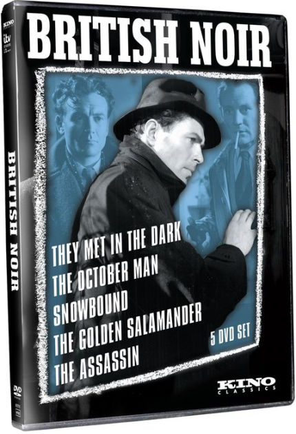 British Noir: Five Film Collection