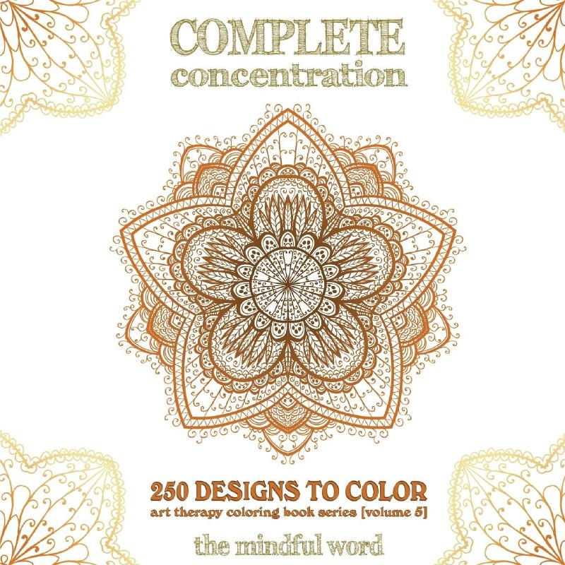 Booko: Comparing prices for Complete Concentration: 250 Designs to ...