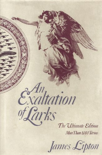 An Lipton James : Exaltation of Larks