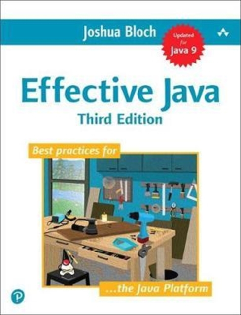 Effective Java by Joshua Bloch, ISBN: 9780134685991