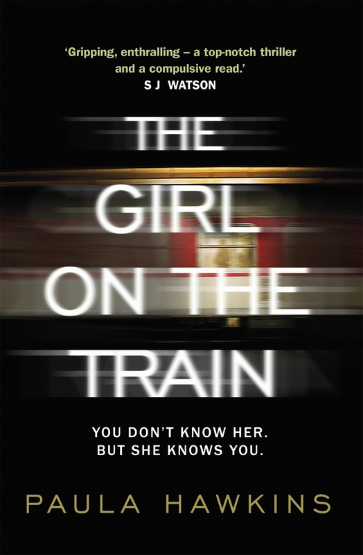 Cover Art for The Girl on the Train, ISBN: 9780857522320