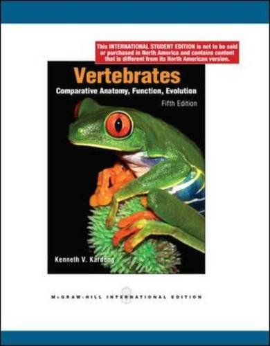 comparative vertebrate anatomy Biol 440 comparative vertebrate anatomy syllabus spring 2015 i am a frayed and nibbled survivor in a fallen world, and i am getting along.