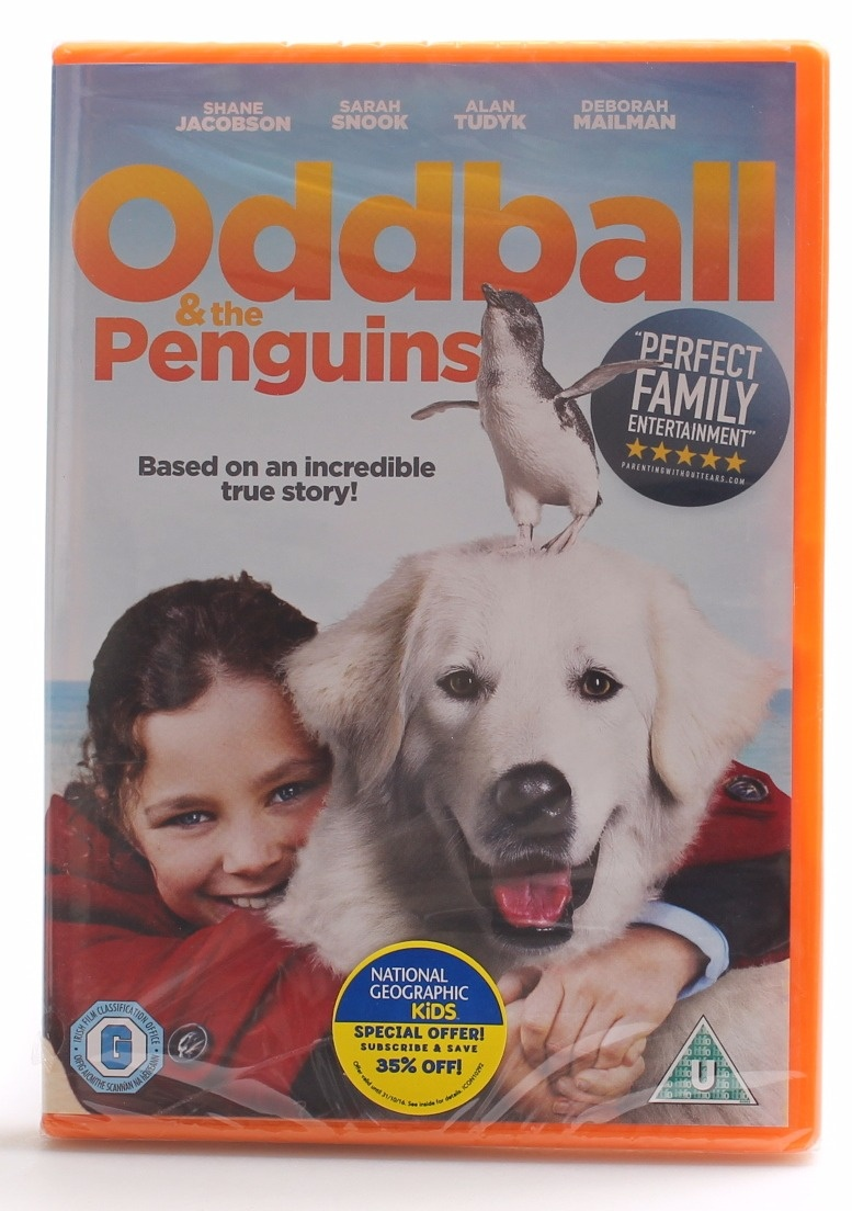 Oddball And The Penguins [DVD]