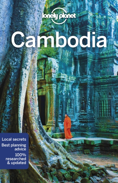 Lonely Planet Cambodia (Travel Guide) by Lonely Planet, ISBN: 9781786570659