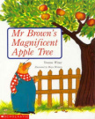 Mr. Brown's Magnificent Apple Tree