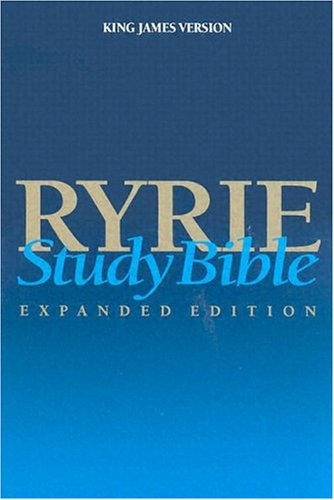 King James Version (Ryrie study Bible expanded edition)