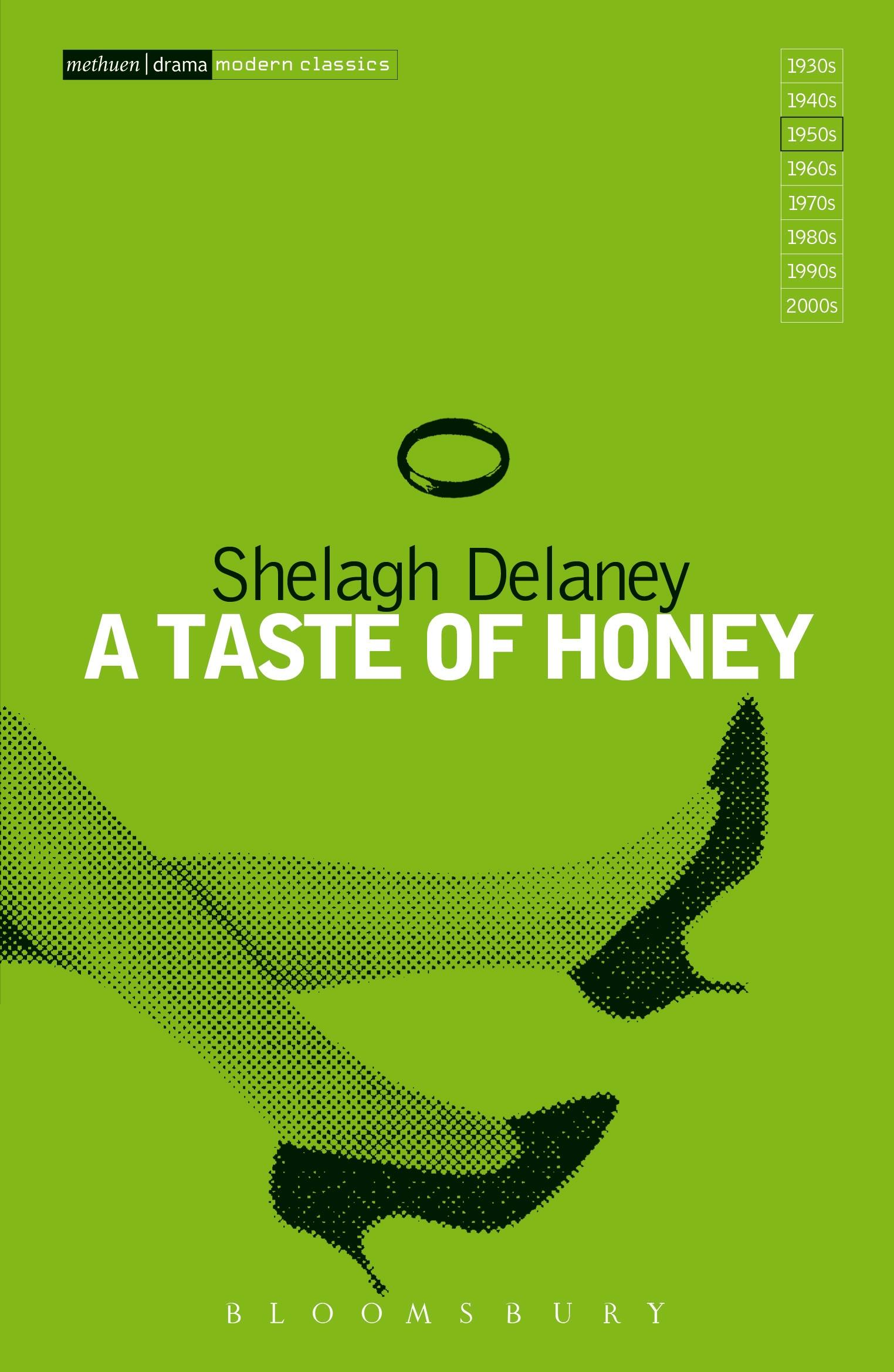 comparative study a taste of honey Compare and contrast the mother-daughter relationship in 'a taste of honey' by shelagh delaney and 'a mother's fondness comparative study post 1900 coursework.