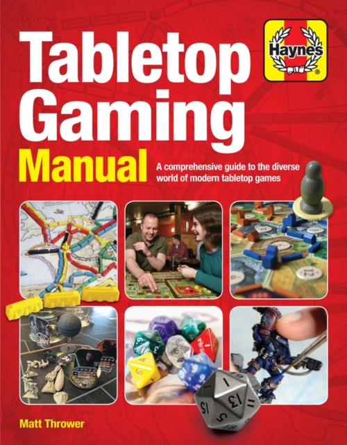 Tabletop Gaming ManualHaynes Manuals