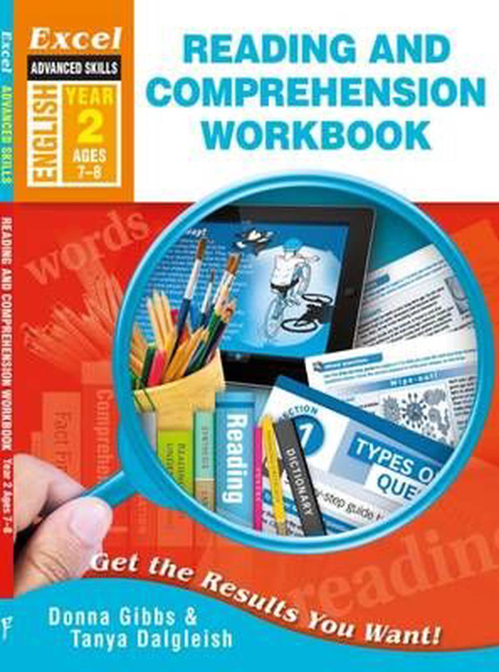 Excel Advanced Skills - Reading and Comprehension Workbook Year 2Excel Advanced Skills