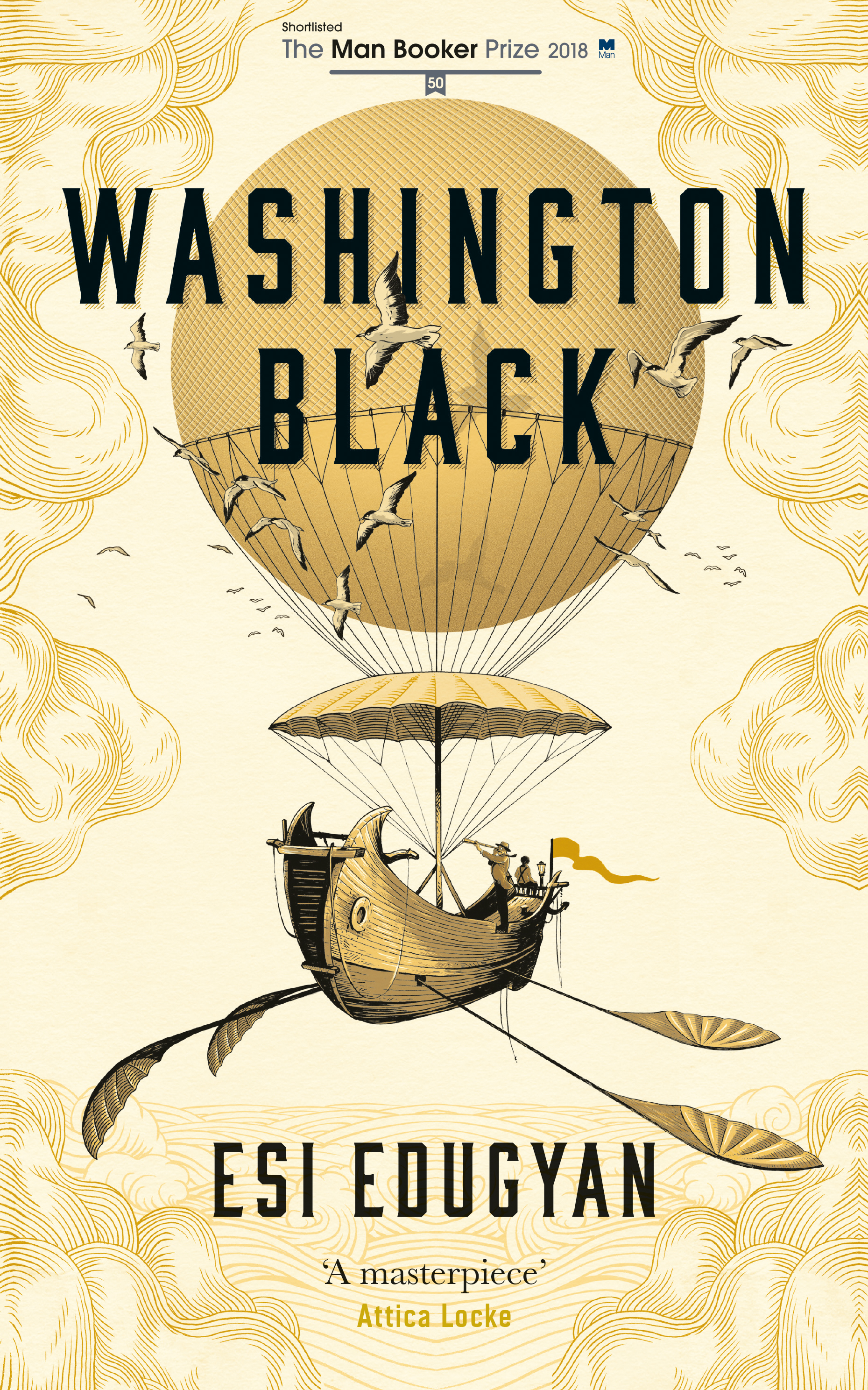 Washington Black by Esi Edugyan, ISBN: 9781781258972