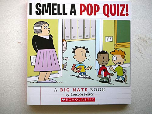 I Smell a Pop Quiz (A Big Nate Book)
