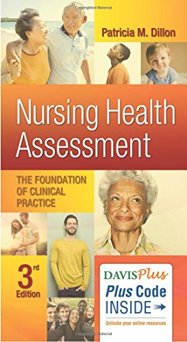 Nursing Health Assessment: Clinical Pocket Guide by Patricia M. Dillon, ISBN: 9780803644007