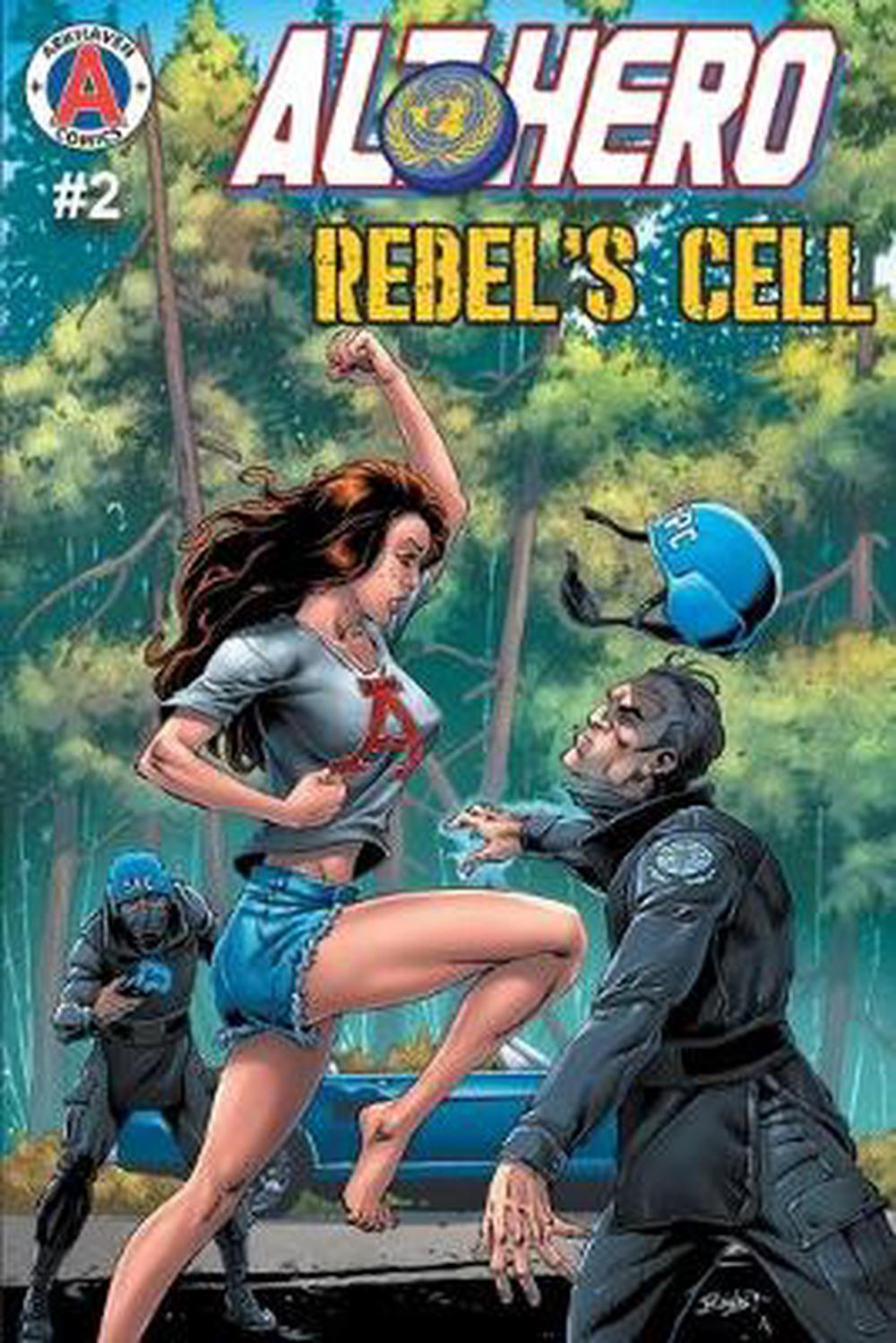 Alt-Hero #2: Rebel's Cell by Vox Day, ISBN: 9789527303016