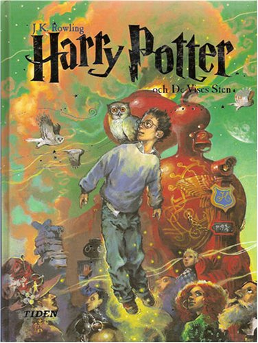 HARRY POTTER AND THE PHILOSOPHER'S STONE (Swedish)