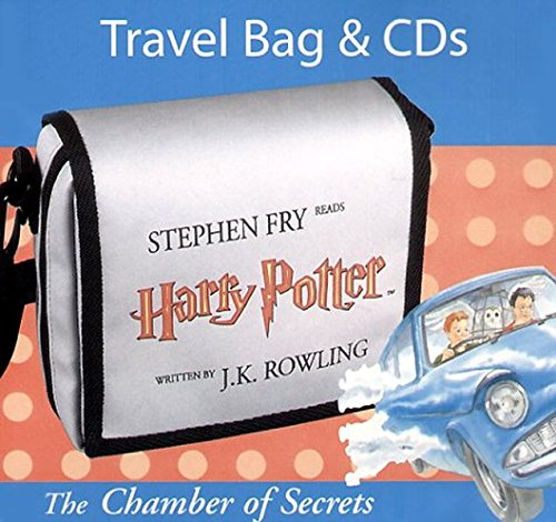 Harry Potter and the Chamber of Secrets: CD Travel Bag