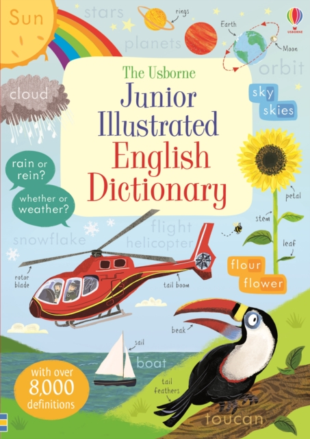 Junior Illustrated English DictionaryIllustrated Dictionaries and Thesauruses