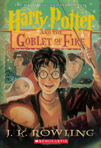 Ha Li BO TE Huo Bei De Kai Ya = Harry Potter and the Goblet of Fire