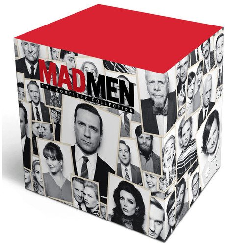 Cover Art for Mad Men: the Complete Collection [Region 1], ISBN: 0031398227908