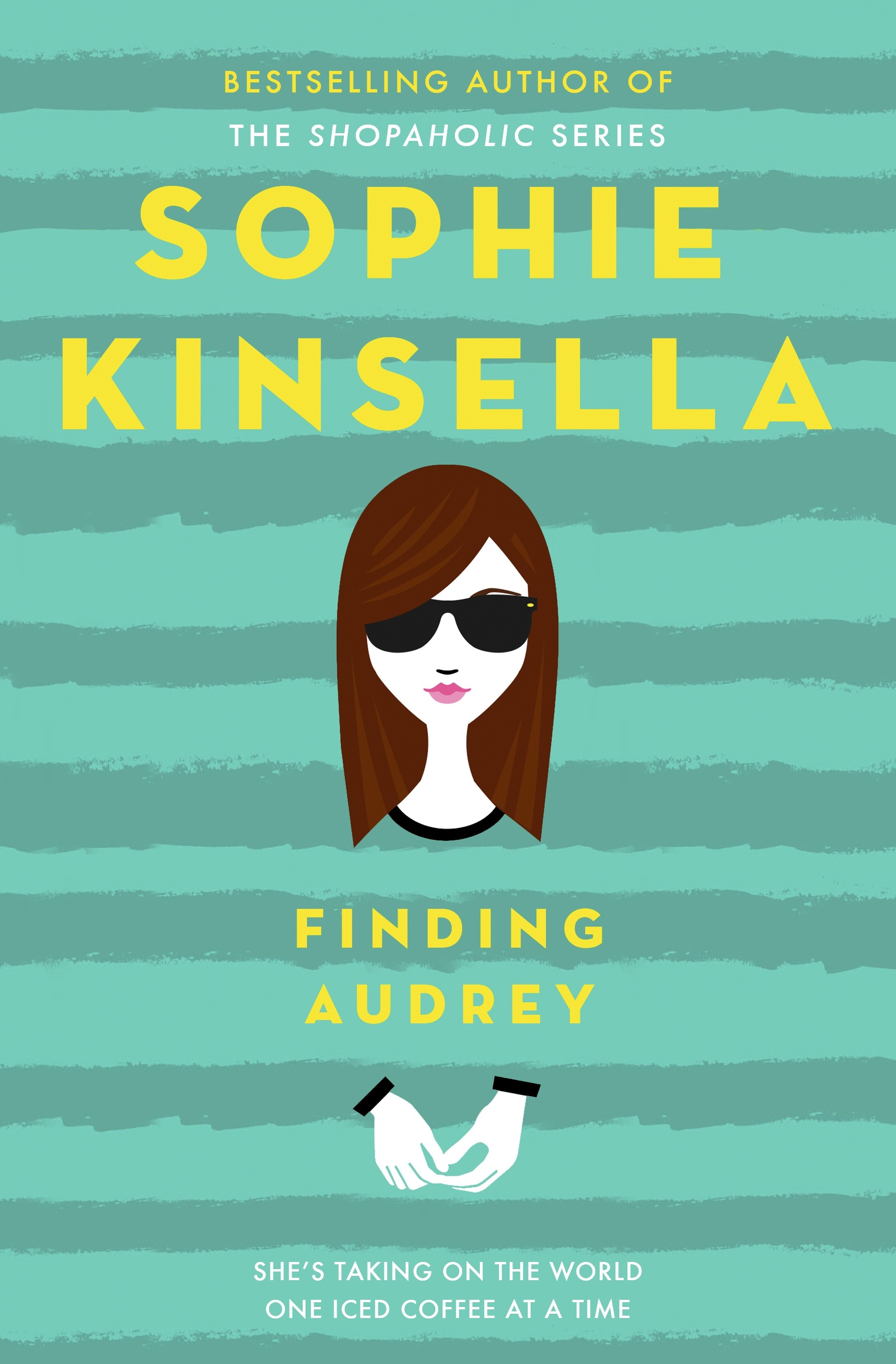Cover Art for Finding Audrey, ISBN: 9780857534590