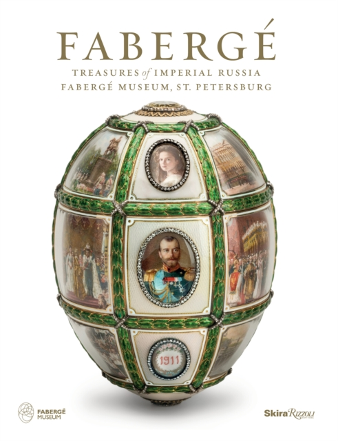 FabergeTreasures of Imperial Russia Faberge Museum, St...