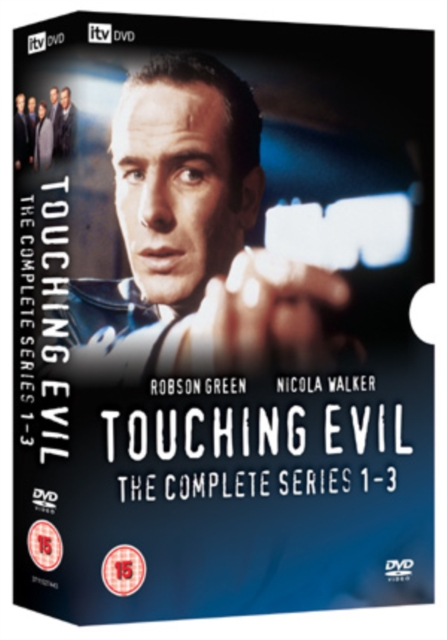 Touching Evil - Complete Series 1-3 - 5-DVD Box Set [ NON-USA FORMAT, PAL, Reg.2 Import - United Kingdom ]