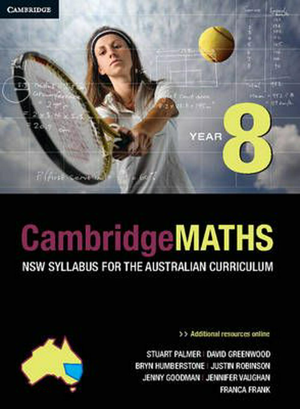 Cambridge Mathematics NSW Syllabus for the Australian Curriculum Year 8