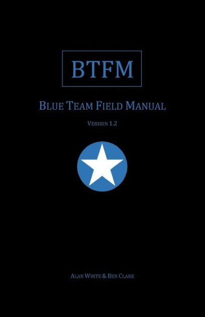 Blue Team Field Manual (BTFM) (RTFM) by Alan J White, ISBN: 9781541016361