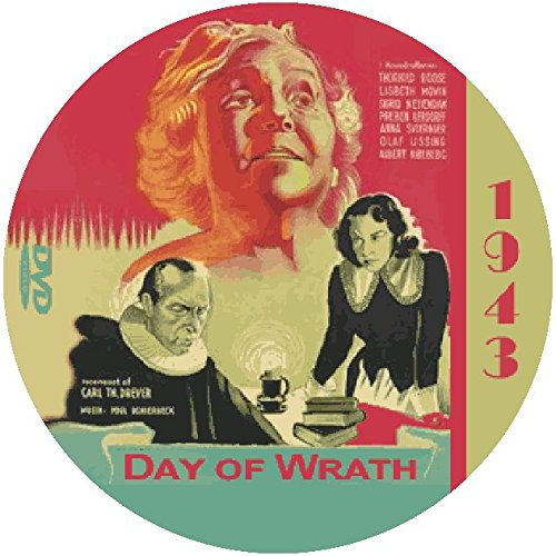 Day Of Wrath (1943) Classic Sci-fi and Horror Movie DVD-R by Unknown, ISBN: 0636676279381