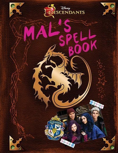 DescendantsMal's Spell Book
