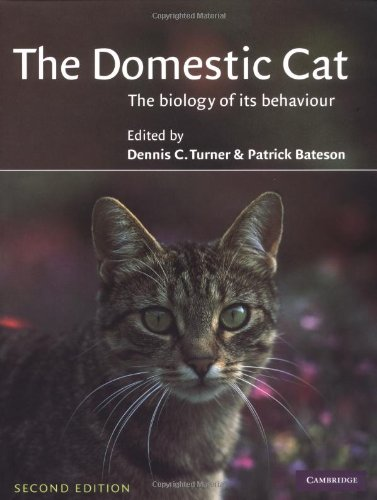 The Domestic Cat by Dennis C. Turner, ISBN: 9780521636483