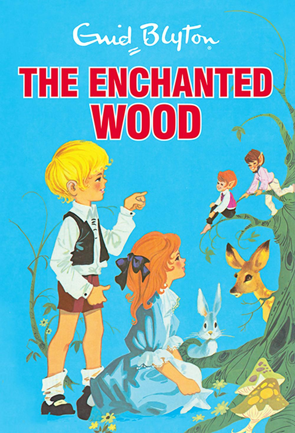 The Enchanted Wood Retro