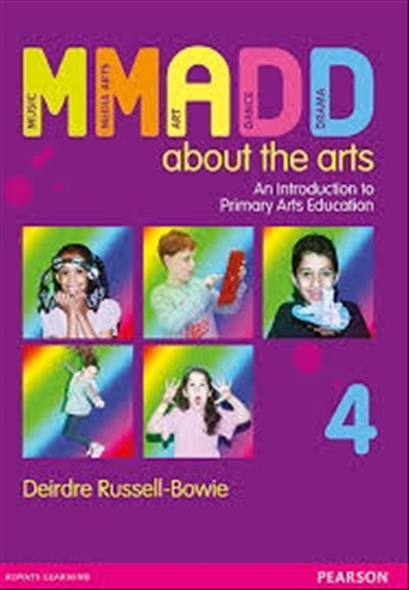 MMADD about the Arts