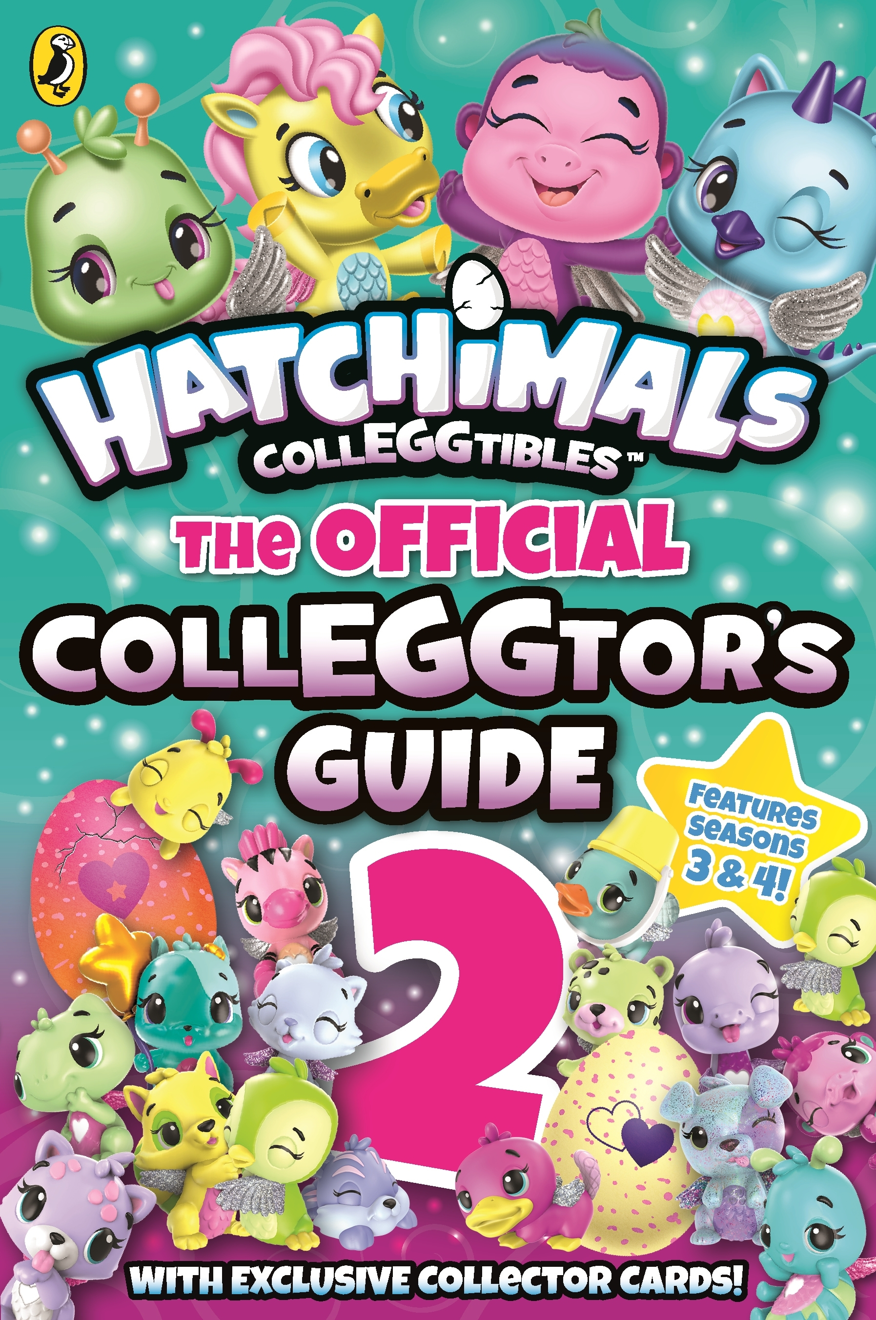 HatchimalsThe Official Colleggtor's Guide 2