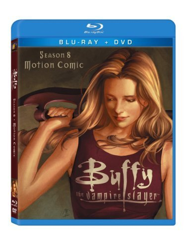 Buffy the Vampire Slayer: Season 8 Motion Comic (Two-Disc Blu-ray/DVD Combo) by 20th Century Fox
